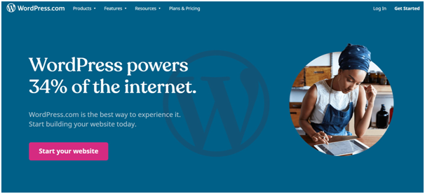 wordpress powers 34% of the interne