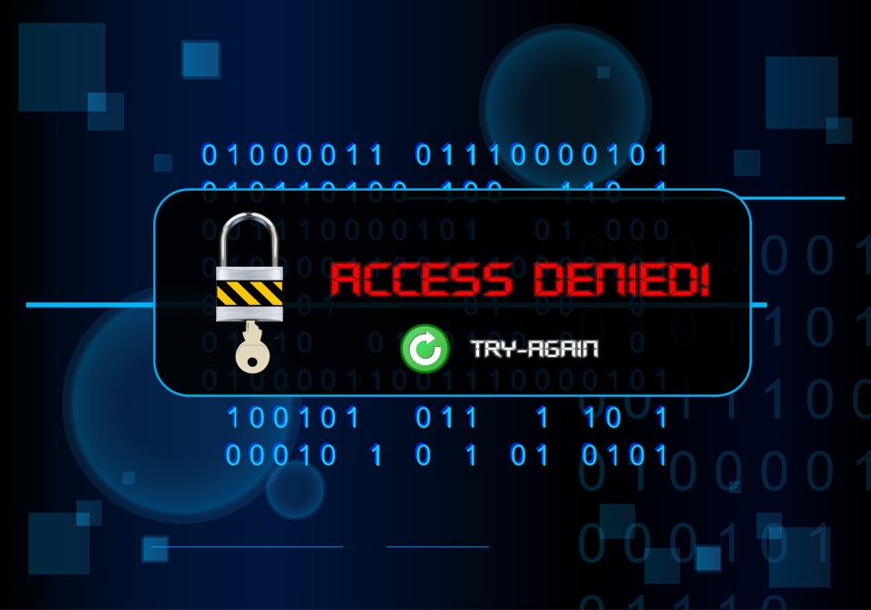 what to do if you cannot get admin access
